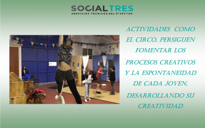 CIRCO SOCIAL EN LA FUNDACIÓN