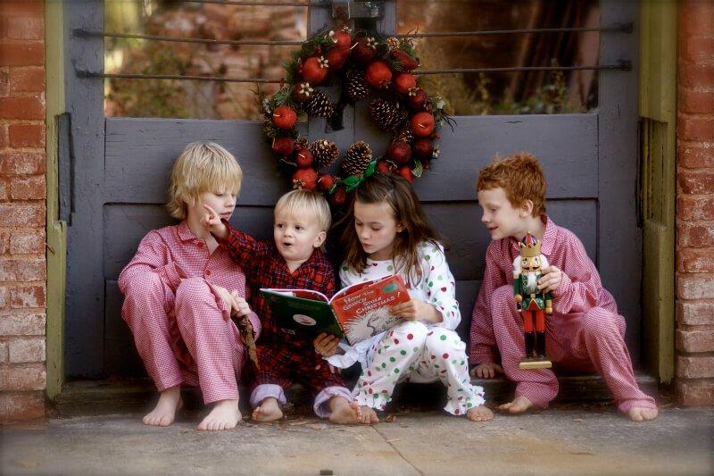 taller navideño niños centro menores
