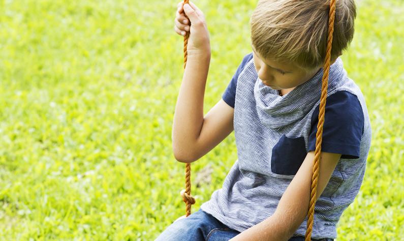 Como identificar la depresión infantil y como prevenirla