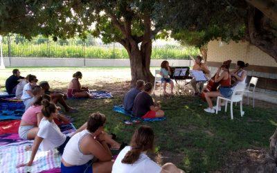 Música veraniega en Centro La Fuente
